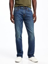 Old Navy Straight Built-In Flex Max Jeans for Men