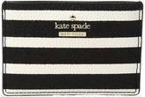 Kate Spade Hawthorne Lane Glitter Card Holder Wallet