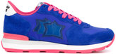 Atlantic Stars - Vega sneakers - women - Leather/Nylon/Calf Suede/rubber - 36