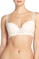 Honeydew Intimates Women's Camellia Lace Underwire Balconette Bra
