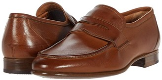 Gravati Penny Loafer (Cuoio) Men's Shoes
