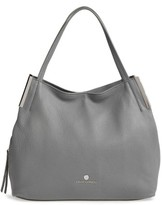Vince Camuto 'Tina' Leather Tote - Beige