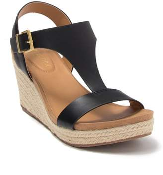 Kenneth Cole Reaction Cami Espadrille Platform Wedge Sandal