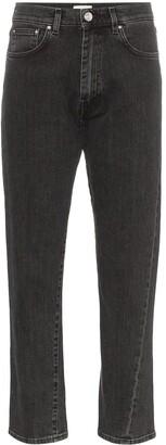 Totême Original slim fit cropped jeans