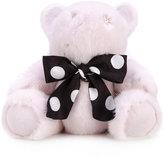 Liska - teddy bear - unisex - Mink Fur/Crystal - One Size