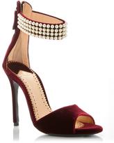 Louis Leeman Magdalena Pearl Ankle Strap Sandal