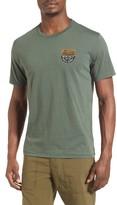 Brixton Men's Badge Graphic T-Shirt