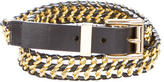 Michael Kors Gold-Tone Chain-Link Belt