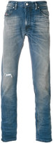 Diesel distressed jeans - men - Cotton/Spandex/Elastane/Lyocell - 29