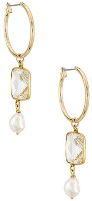 Vanessa Mooney The Celena Pearl Earrings