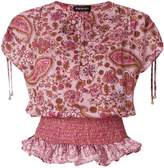 Twin-Set paisley print blouse