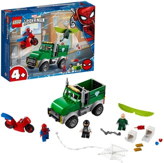 Lego Marvel Spider-Man Vulture's Trucker Robbery 76147 Building Kit