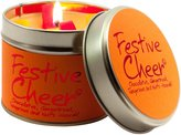 Yankee Candle Lily Flame Festive Cheer Scented Candle