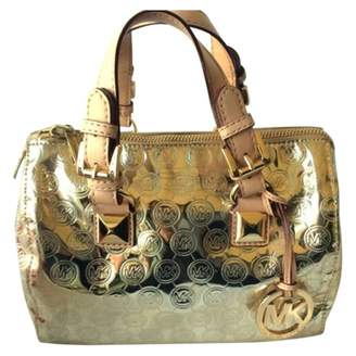Michael Kors Gold Other Handbags