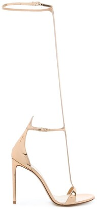 Francesco Russo Tall Strap Sandals