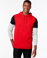 Sean John Men's Colorblocked Hoodie Sweater, Created for Macy's