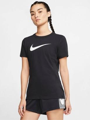 Nike Training DFC Dry Tee - Black