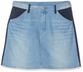 G Star Women's Faeroes Zip Skirt