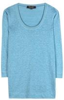 Loro Piana Light Weave linen T-shirt