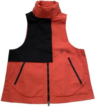 Nike Acg Orange Jacket for Women