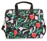 Kate Spade Jardin Laptop Commuter Bag - Black