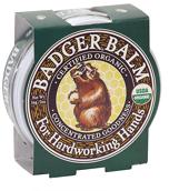 Badger Hardworking Hands Balm 56g