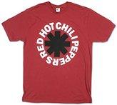 Bravado Men's Hot Chili Peppers Asterisk T-Shirt