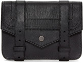 Proenza Schouler Black Large PS1 Chain Clutch