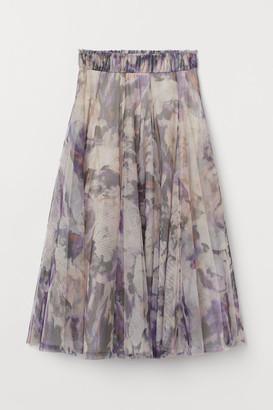 H&M Circular tulle skirt