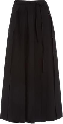REJINA PYO Layla Pleated Voile Skirt