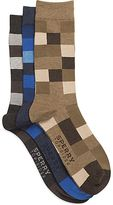 Sperry Color Block Crew Sock