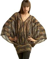 Roquebrume Draped Tunic