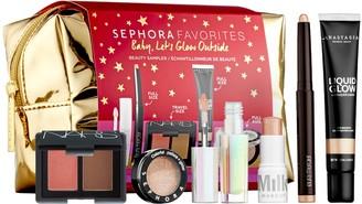 Sephora Favorites Baby, Lets Glow Outside Bronzer & Highlighter Set