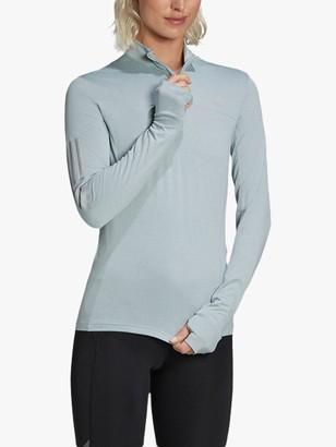 adidas Own The Run 1/2 Zip Long Sleeve Running Top