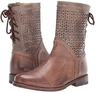 Bed Stu Cheshire S (Tan Rustic Taupe Rustic Mason) Women's Boots