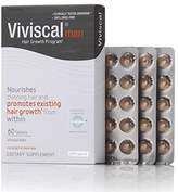 Viviscal Man Maximum Strength Hair Nourishment System, 60 Tablets(for men)