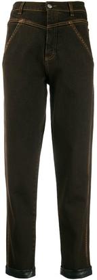 Marco De Vincenzo Classic Straight-Leg Jeans