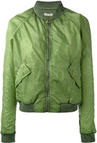 Tomas Maier classic bomber jacket