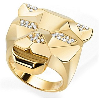 Just Cavalli Women's Ring SCAHG04014 (Size 14)