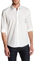 Junk De Luxe Smith Long Sleeve Slim Fit Shirt