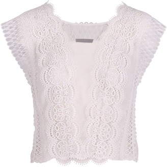 High somehow Polyester Top