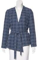 Roseanna Tweed Long Sleeve Jacket