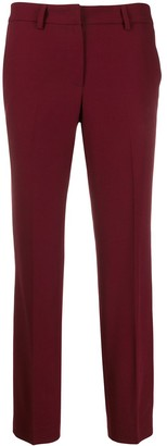 Fabiana Filippi low-rise slim-fit trousers