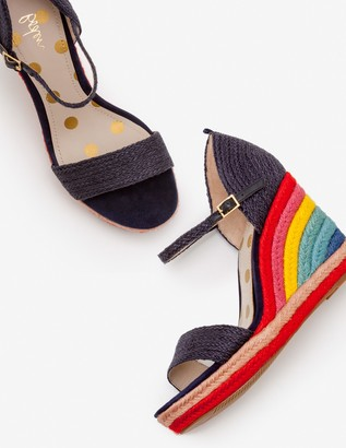 Boden Lily Espadrille Wedges