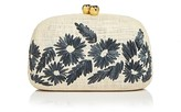 SERPUI Mandy Flower Embellished Clutch