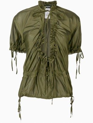 DSQUARED2 Eileen ruffle blouse