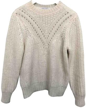 Alberta Ferretti Beige Wool Knitwear for Women