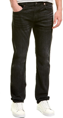 Seven For All Mankind 7 For All Mankind Slimmy Washed Black Slim Leg