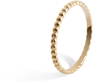 AUrate New York Mini Circle Ring