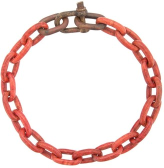 Parts Of Four Chainlink Necklace